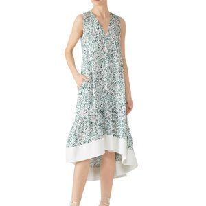 3.1 Phillips Lim Stitched Hem High Low Dress NWT